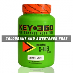 Endurance X-Fuel Lemon Lime Severe 900g