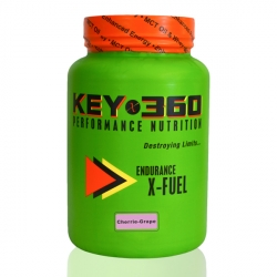 KEY360 Nutrition Endurance X-Fuel Cherry Grape 900g / 1.98lbs