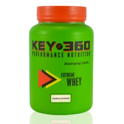KEY360 Nutrition Extreme Whey Protein 910g / 2lbs