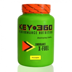 KEY360 Nutrition Endurance X-Fuel Pineapple 900g / 1.98lbs