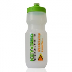 Branded Water Bottle 700ml - Green