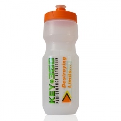 KEY360 Nutrition Water Bottle 700ml Orange