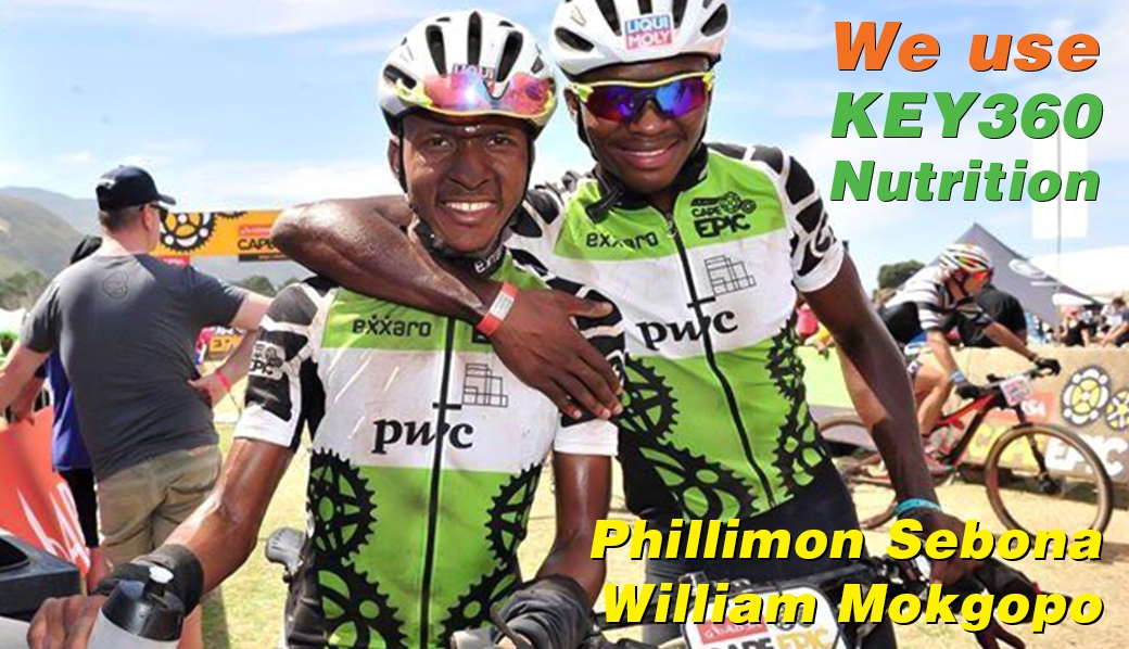 KEY360 nutrition Phillimon Sebona William Mokgopo
